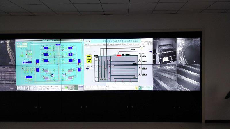 丹阳污水厂自动化工程